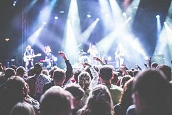 Concerts, festivals and hearing loss