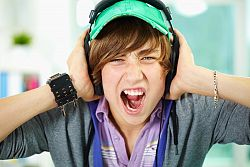 Is Your Teen's Music Too Loud?